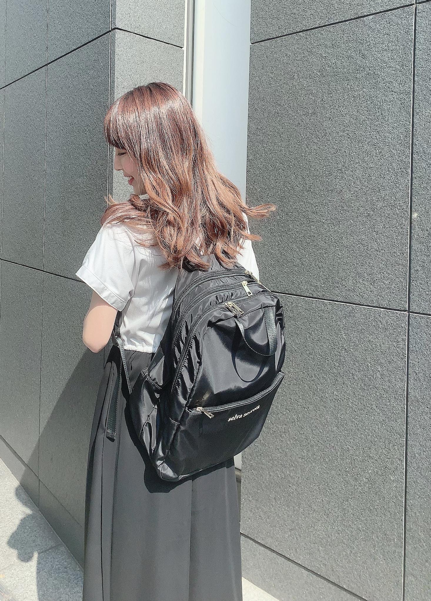 【selva secreta】RUCKSACK(black)