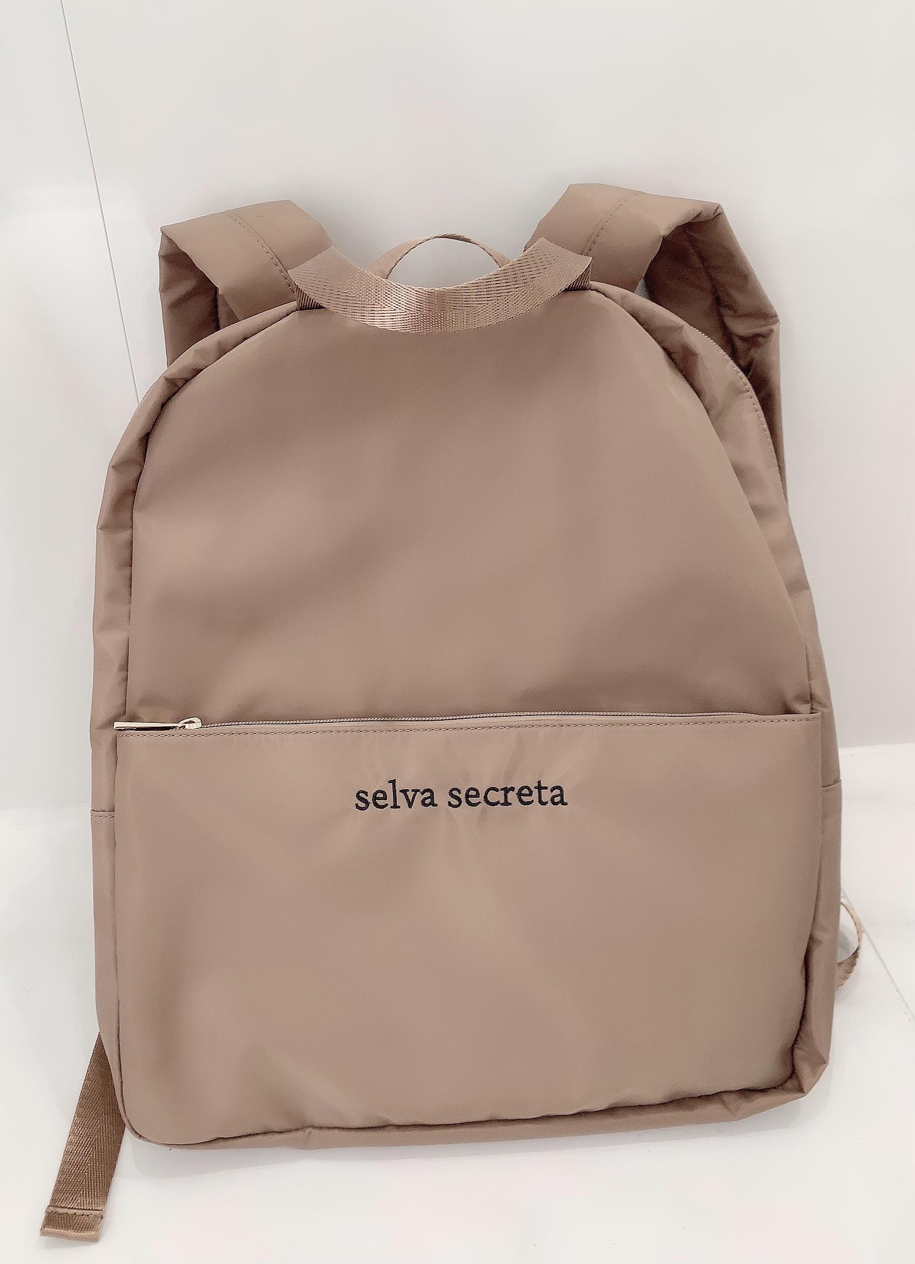 【selva secreta】RUCKSACK(beige)