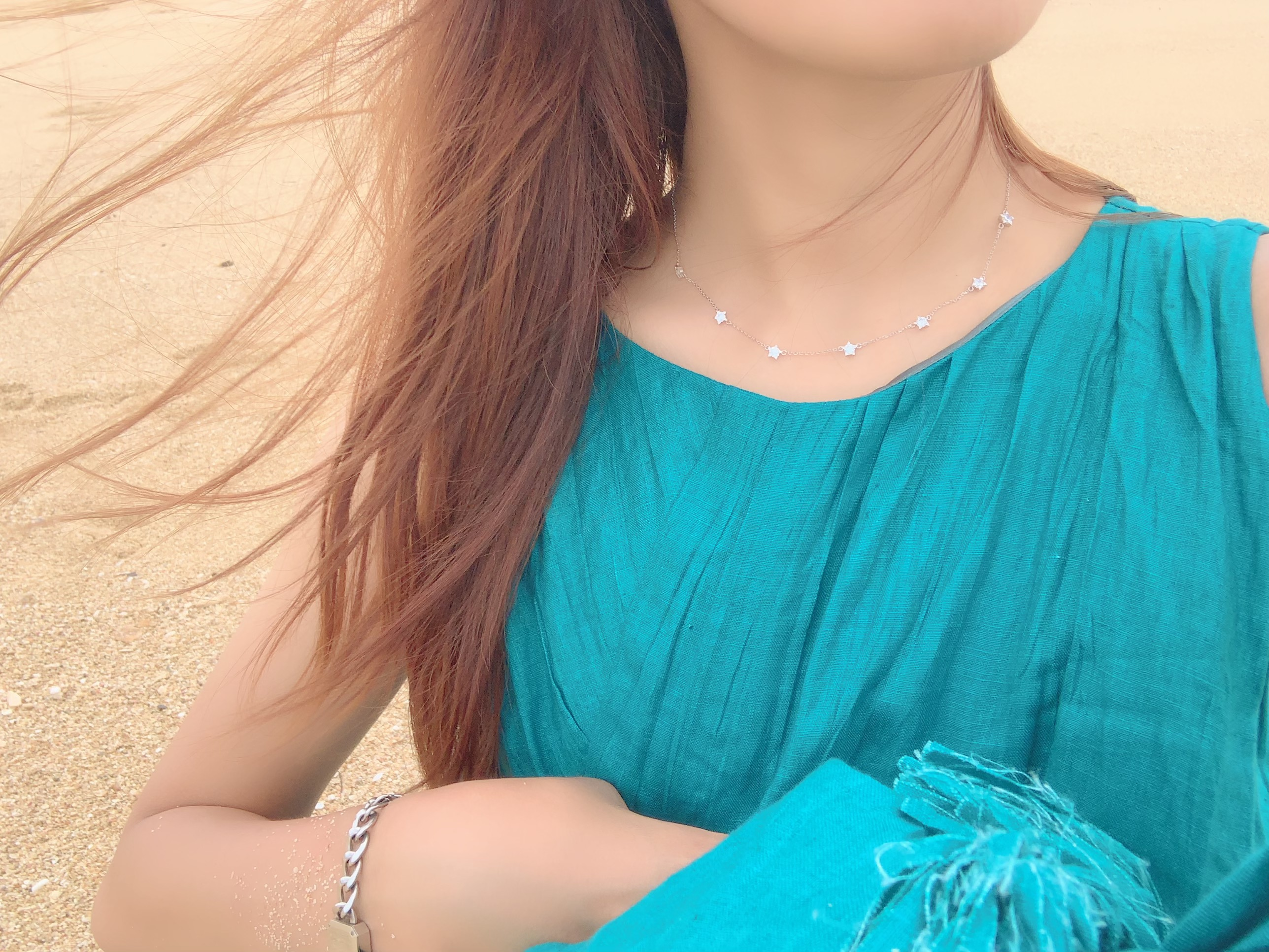 【selva secreta】Plough Star Necklace