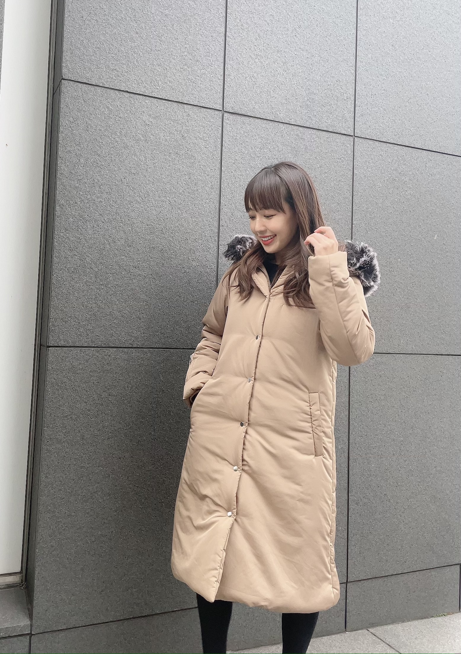 【selva secreta】BENCH  COAT(beige)