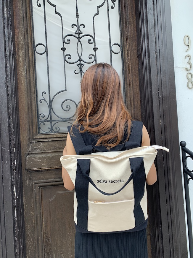 【selva secreta】2WAY BAG