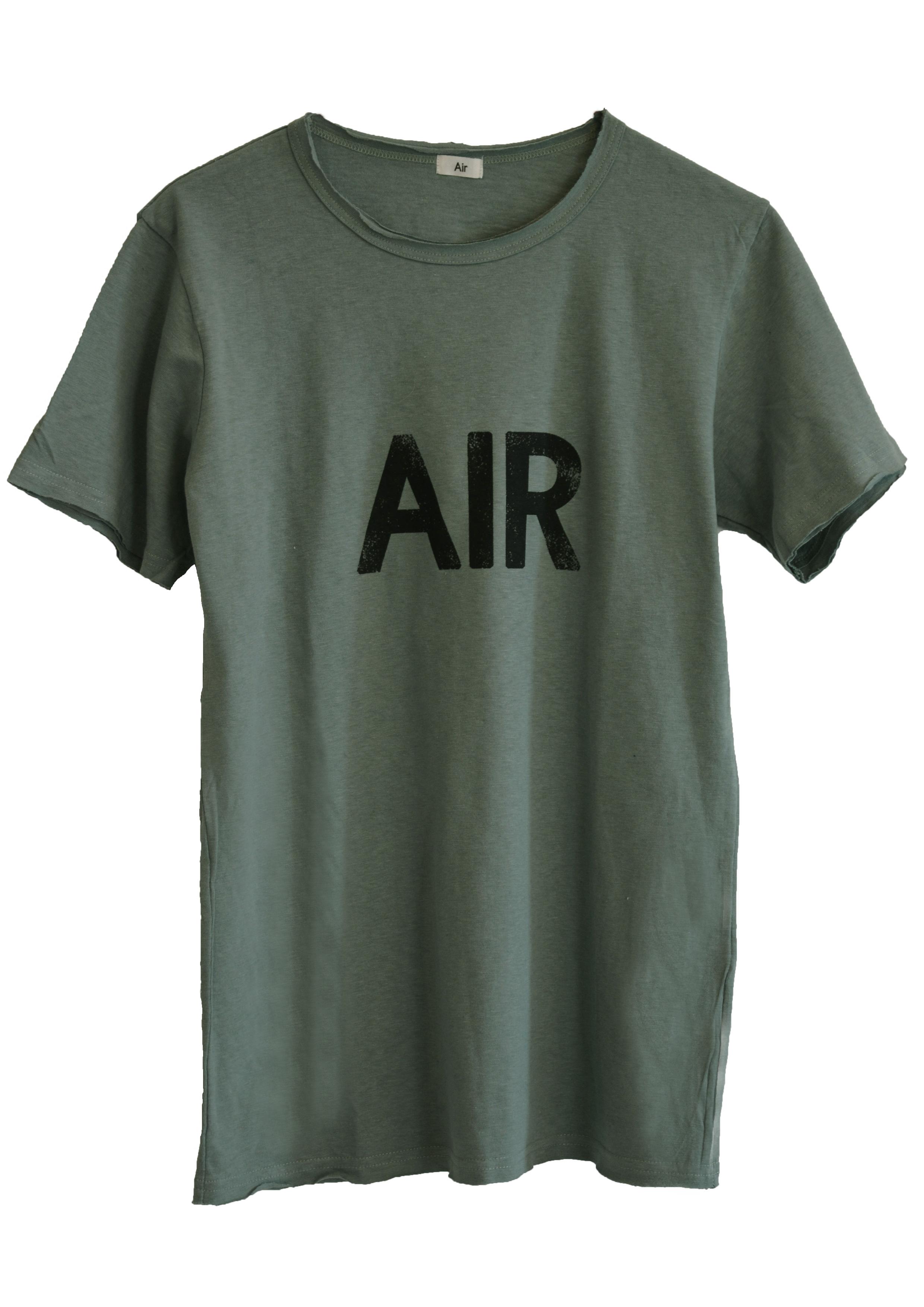【AIR】AIR T-SHIRT (GREEN)