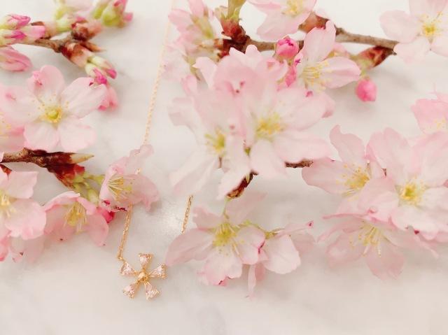 【selva secreta】Sakura Necklace