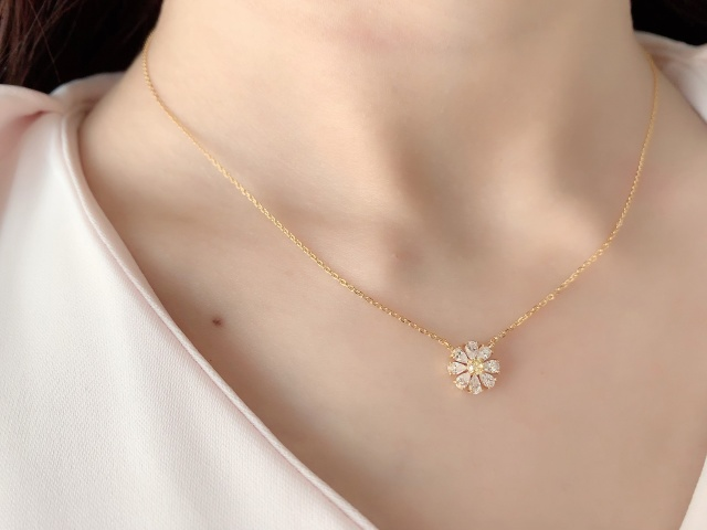 【selva secreta】Margaret Necklace
