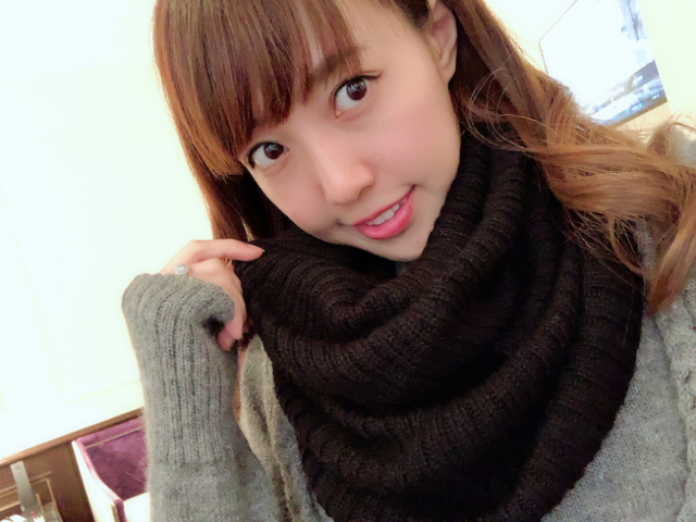 【selva secreta】ALPACA SNOOD(black)