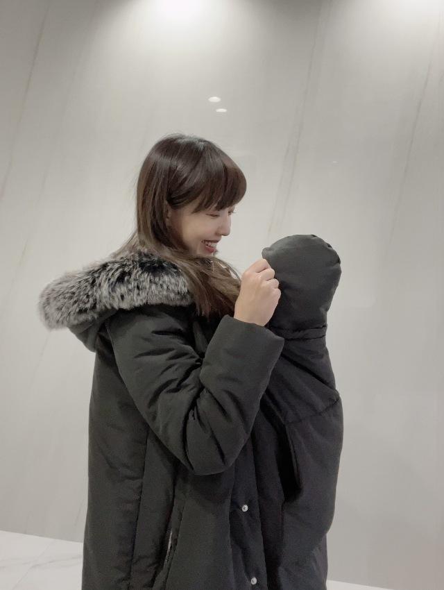 【selva secreta】BENCH  COAT(black×ダッカー付)