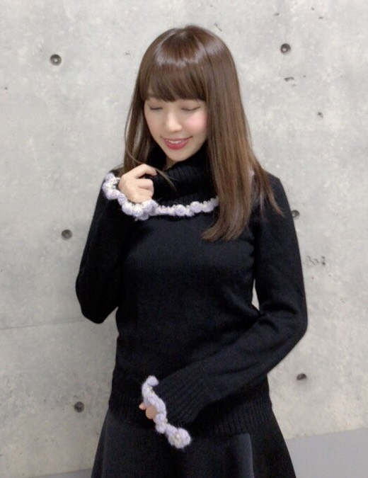【selva secreta】ALPACA TURTLE KNIT(new-black)