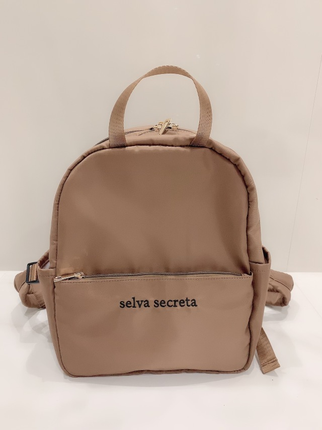【selva secreta】RUCKSACK mini(beige)