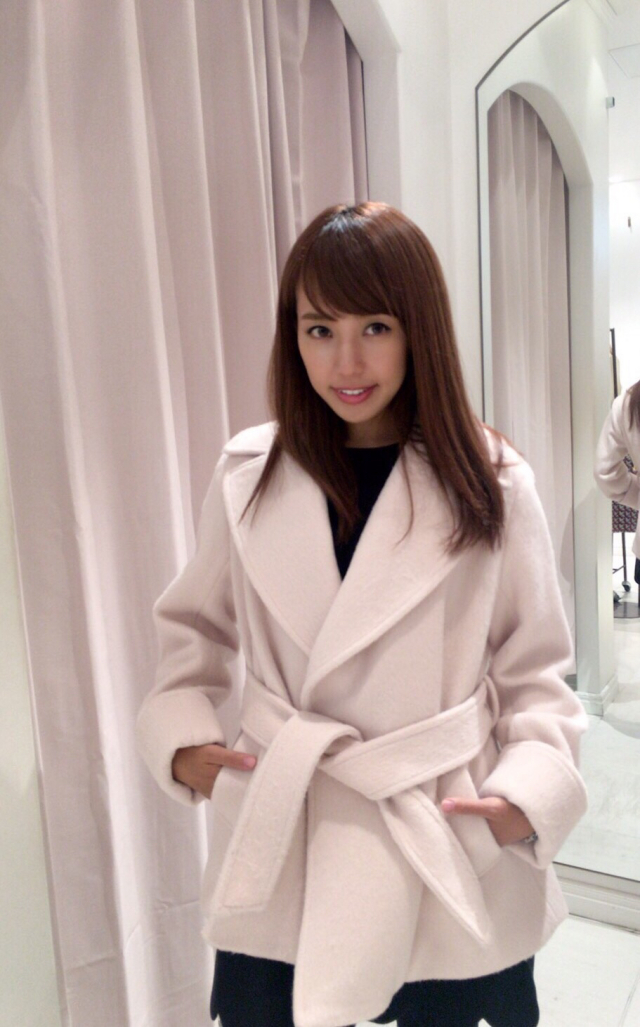 【selva secreta】ALPACA WOOL SHORT COAT(pink)
