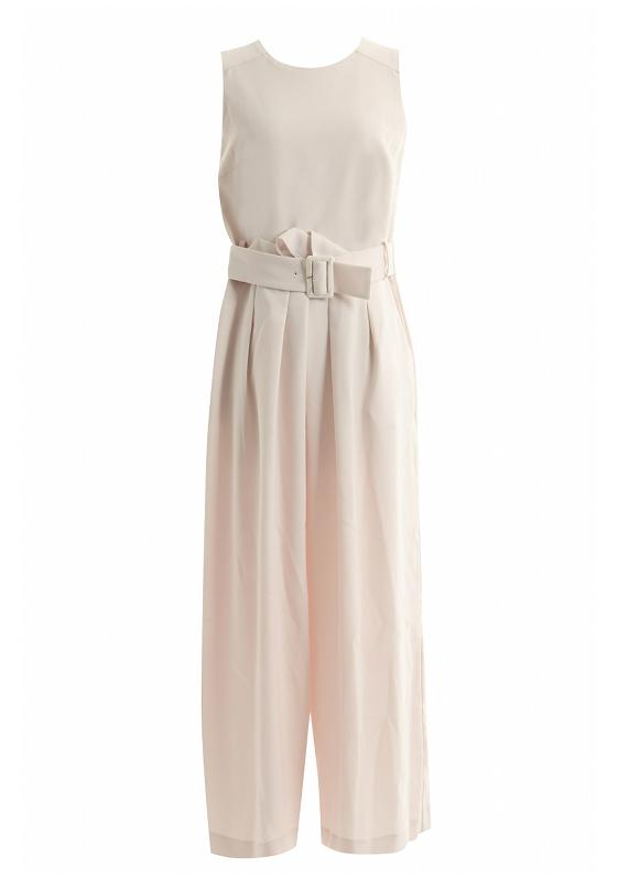 【selva secreta】ASYMMETRY ALL IN ONE (beige-pink)
