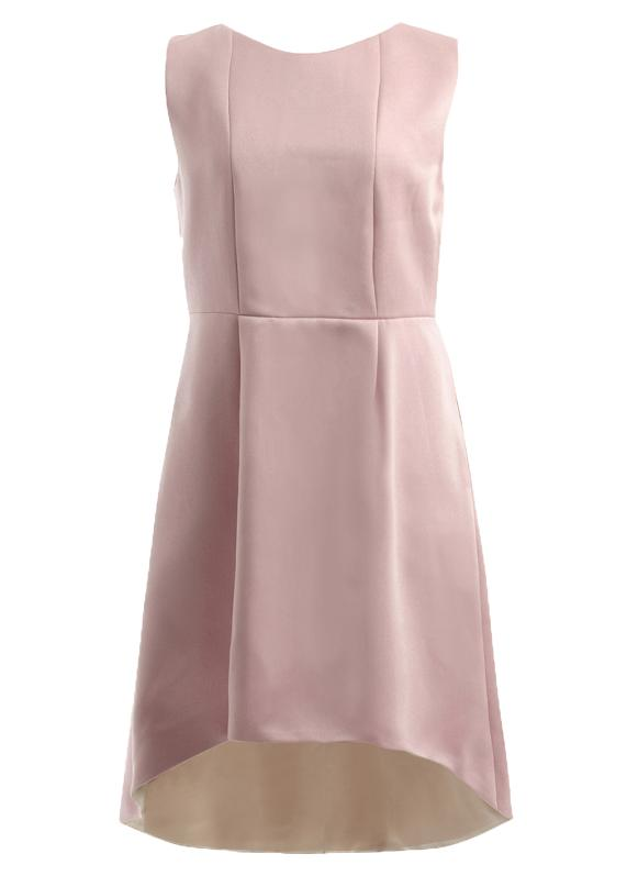 【selva secreta】CHAMPAGNE DRESS (pink)