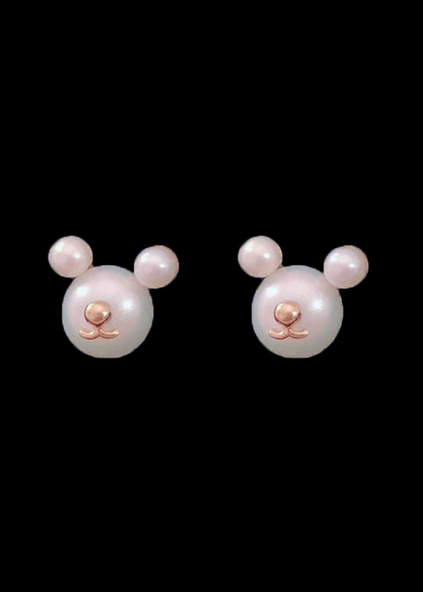 【selva secreta】BearPearl Pierce