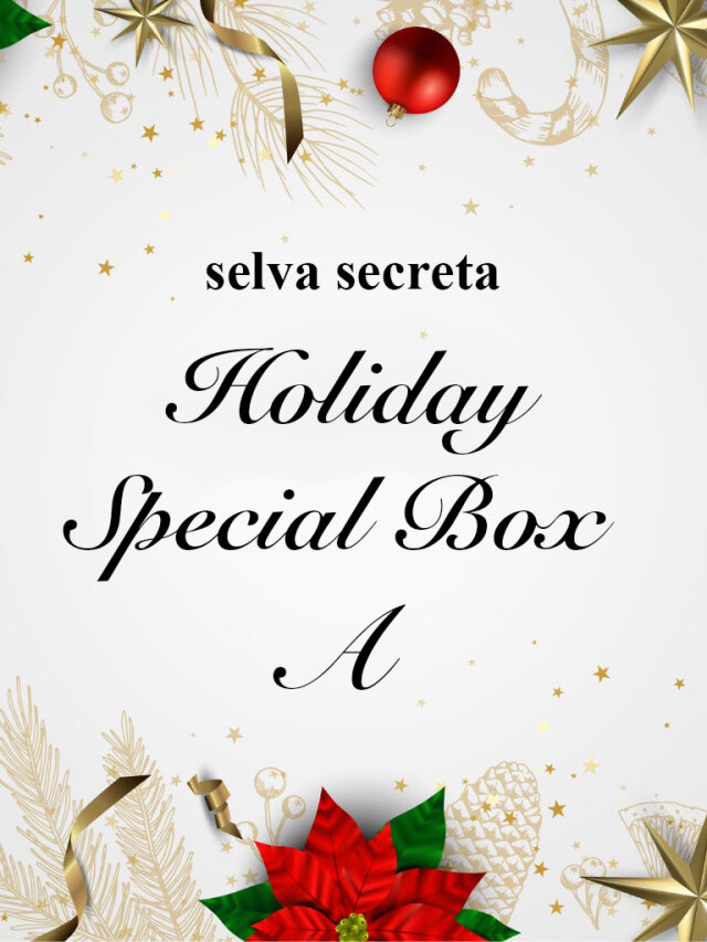 Holiday Special Box A(10万円相当入り)【コート入り】