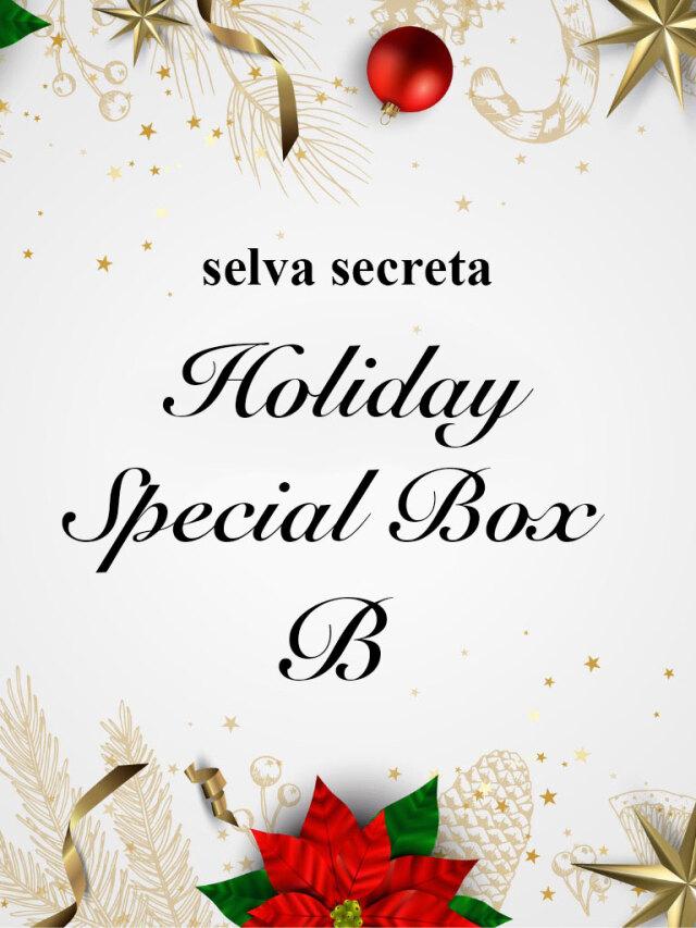 Holiday Special Box B(5万円相当入り)