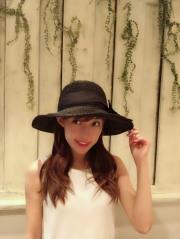 【selva secreta】RIBBON CLASSIC HAT(black)