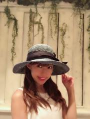 【selva secreta】RIBBON CLASSIC HAT(denim-blue)