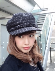 【selva secreta】TWEED CASQUETTE(black)