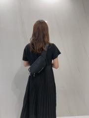 【selva secreta】WAIST POUCH mini(black)