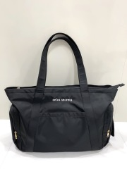 【selva secreta】MOM TOTE BAG(black)