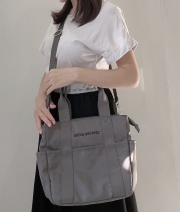 【selva secreta】useful TOTE BAG mini(gray)