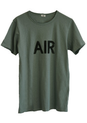 【AIR】AIR T-SHIRT (GREEN)