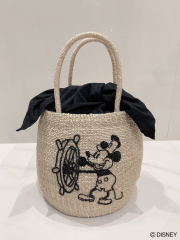 【selva secreta】Disney Mickey Mouse basket bag