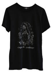 【ANTIMINSS】GUADALUPE T-SHIRT (U-neck)