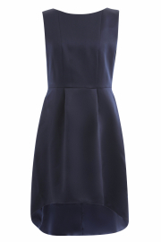 【selva secreta】CHAMPAGNE DRESS (navy)