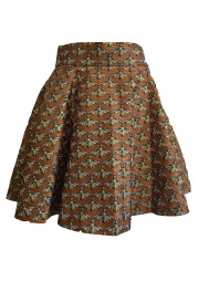 【selva secreta】HONEY BEE SKIRT(yellow)