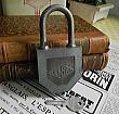 CL7655 フランス・アンティークパドロック・鍵