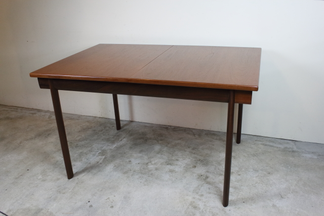 White&Newton エクステンションダイニングテーブル イギリス ヴィンテージ家具