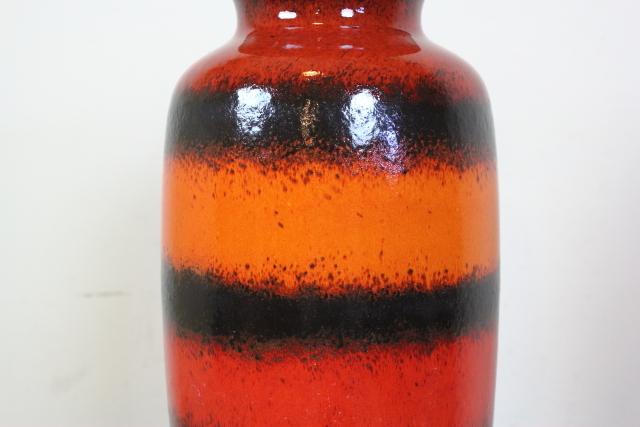 FAT-LAVA ファットラヴァ 西ドイツ 陶器 壺 花瓶 ヴィンテージ
