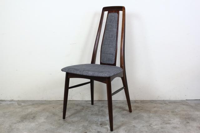 Niels Koefoed ハイバックチェア Eva Chair ローズウッド デンマーク 北欧
