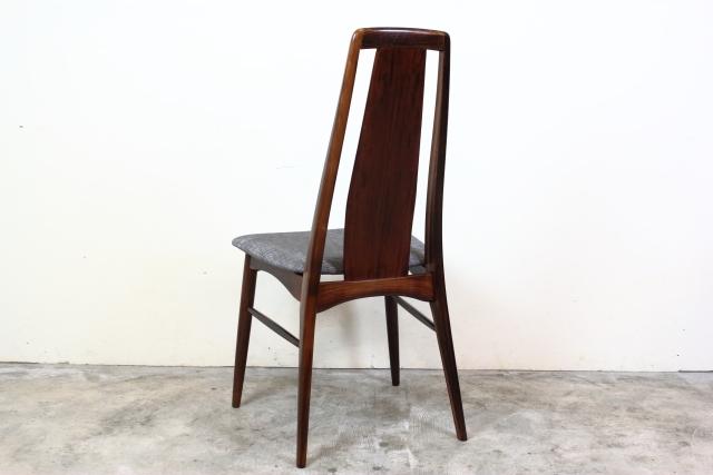 Niels Koefoed ハイバックチェア Eva Chair ローズウッド