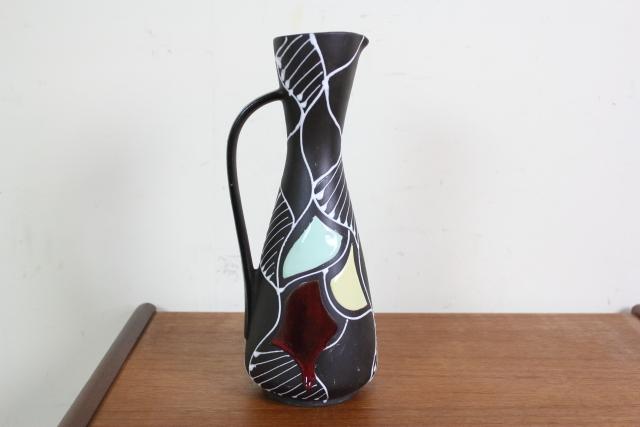 ファットラヴァ fatlava 西ドイツ ヴィンテージ 壺 花瓶