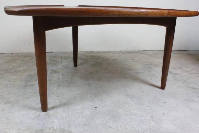 ヨハネス・アンダーセン コーヒーテーブル ヴィンテージ チーク デンマーク