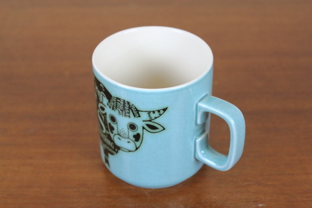 ホーンジー HORNSEA マグカップ ズーディアック うし