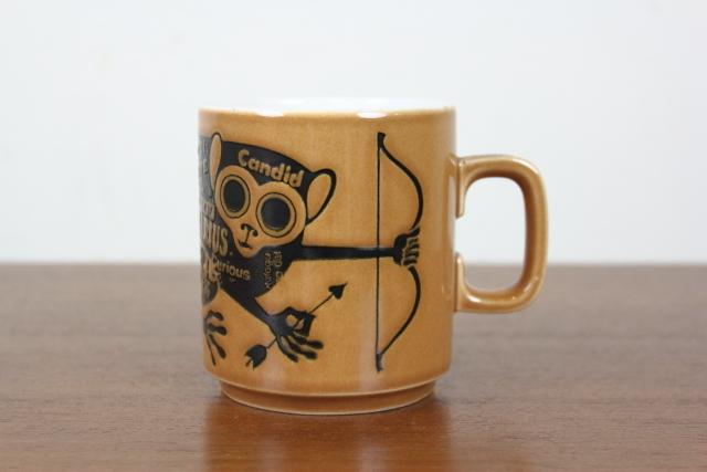 ホーンジー HORNSEA マグカップ ズーディアック こうもり