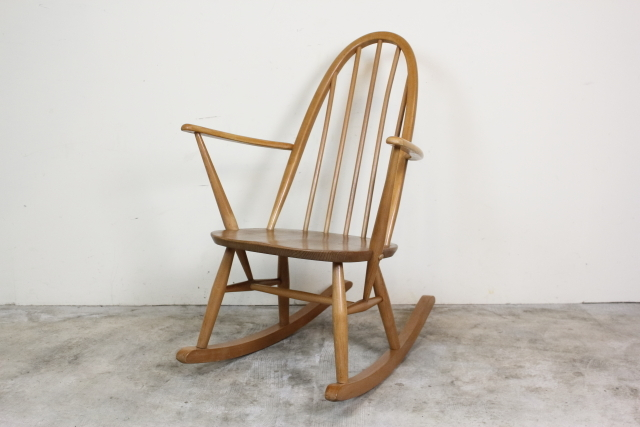 ercol アーコール クエーカーロッキングチェア