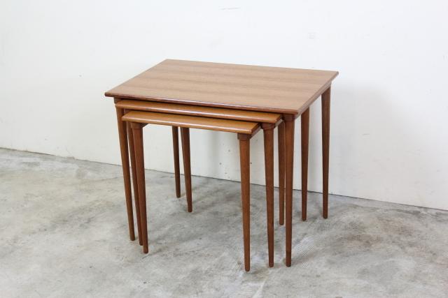デンマーク bramin コーヒーテーブル ネストテーブル