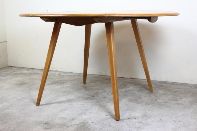 ercol アーコール ダイニングテーブル バタフライテーブル
