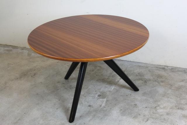g-plan ジープラン ラウンド 丸 コーヒーテーブル ヴィンテージ トラー&ブラック