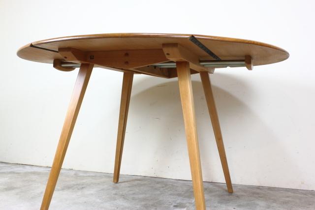 ercol アーコール バタフライテーブル ドロップリーフテーブル ダイニングテーブル