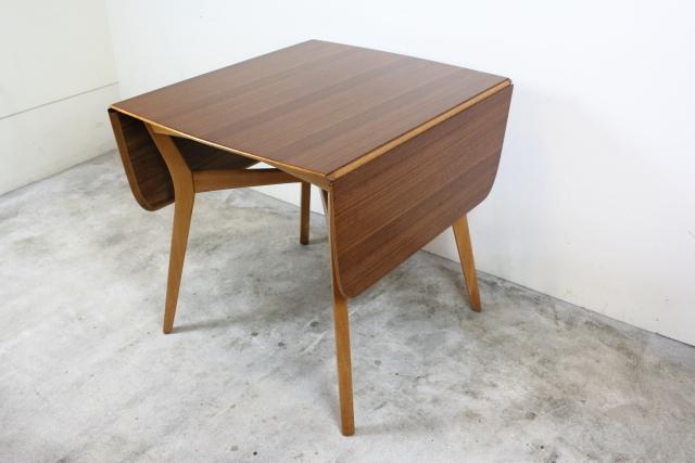 g-plan ジープラン ダイニングテーブル ドロップリーフテーブル バタフライテーブル