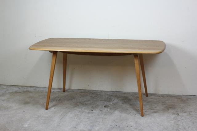 ercol アーコール プランクテーブル ダイニングテーブル