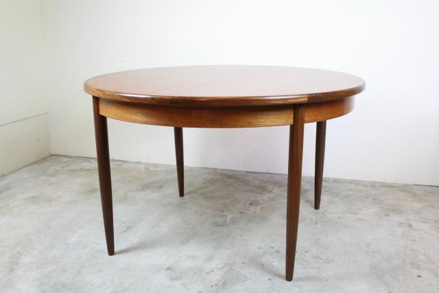 g-plan ジープラン フレスコ ダイニングテーブル エクステンションテーブル