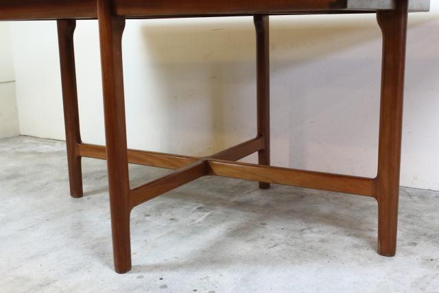 マッキントッシュ エクステンションテーブル ダイニングテーブル チーク イギリス ヴィンテージ