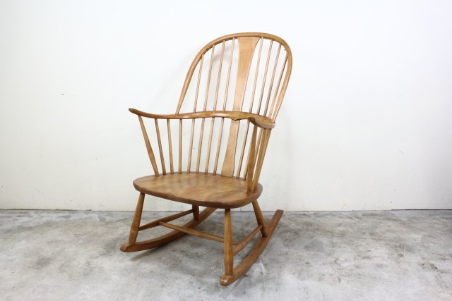 ercol アーコール チェアメイカーズロッキングチェア