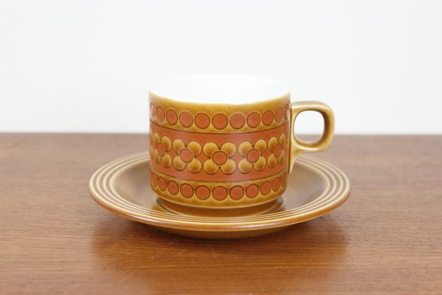 ホーンジー HORNSEA サフラン デュオ コーヒーカップ