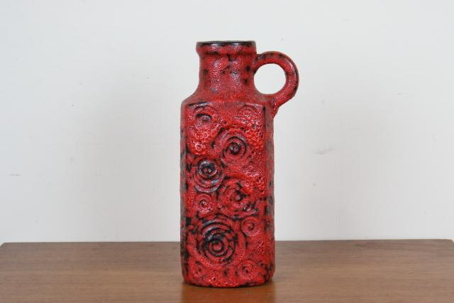 FAT-LAVA ファットラヴァ 花瓶 フラワーベース 壺 ドイツ インテリア